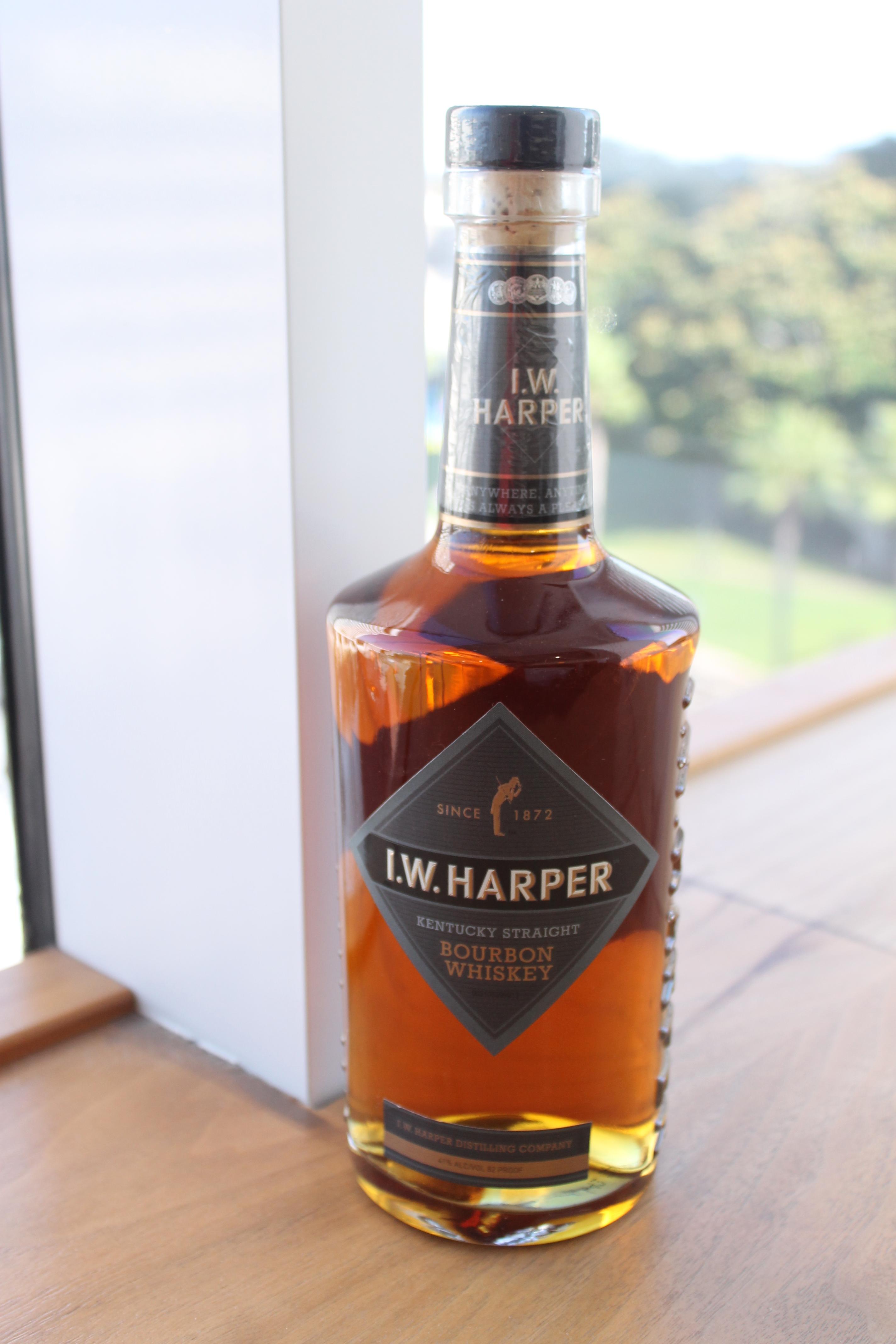 IW Harper Bourbon