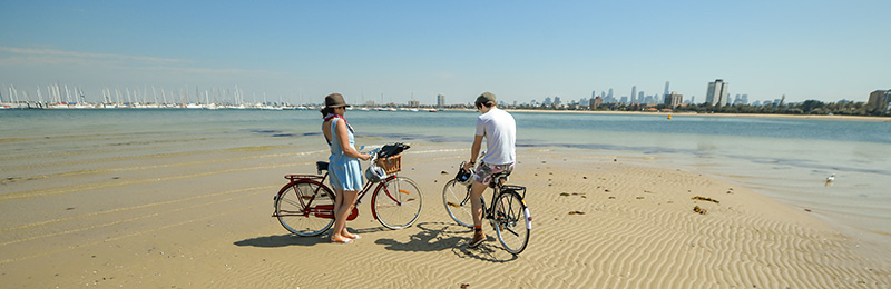things to do in Melbourne Australia best attractions beach st. kilda