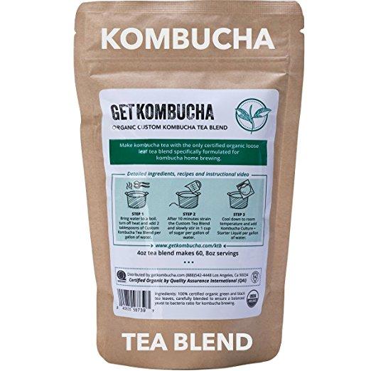 coffee replacement best alternatives kombucha tea