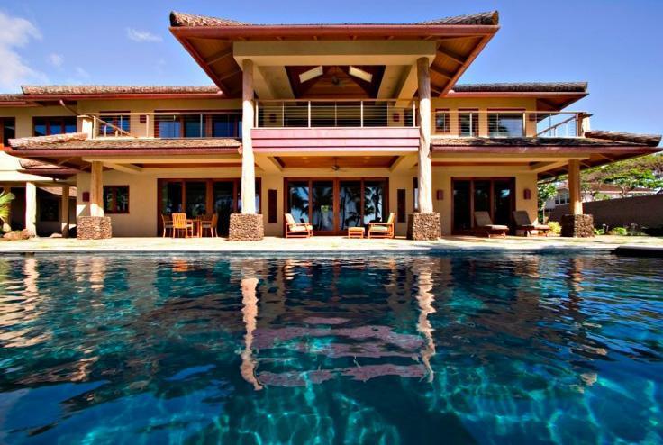 holiday rentals Tripadvisor best beach vacation homes Maui Hawaii USA Paia