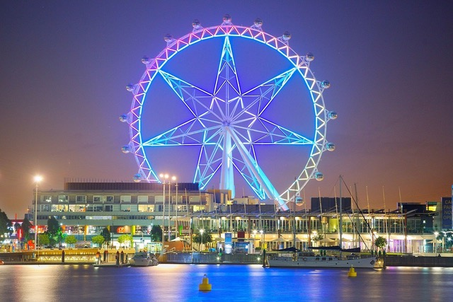 things to do in Melbourne Australia best attractions star observation wheel