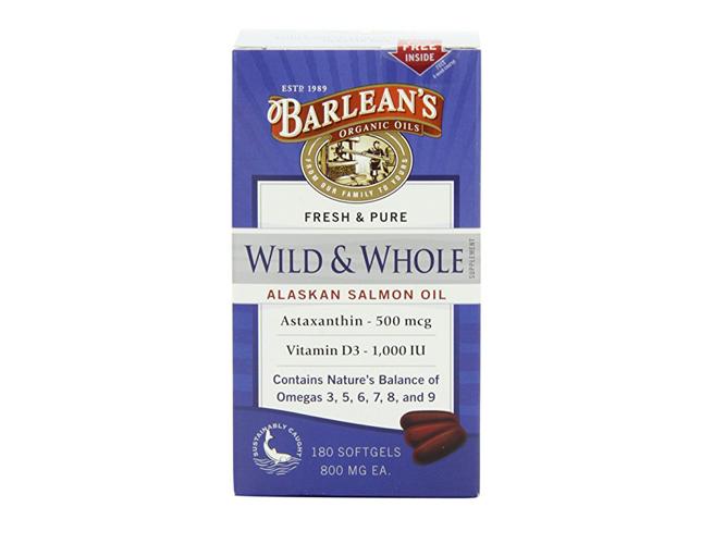 Barlean's Organic Salmon Oil