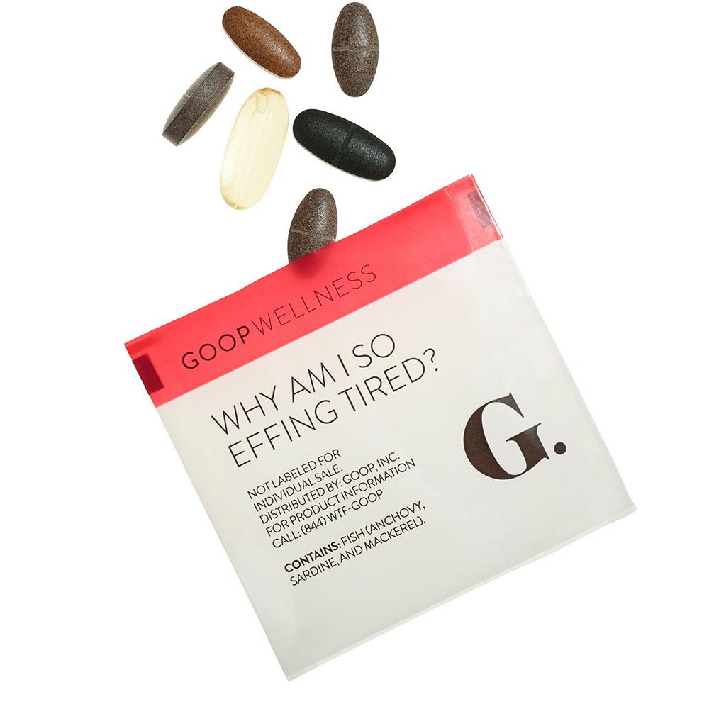Goop Wellness Vitamins