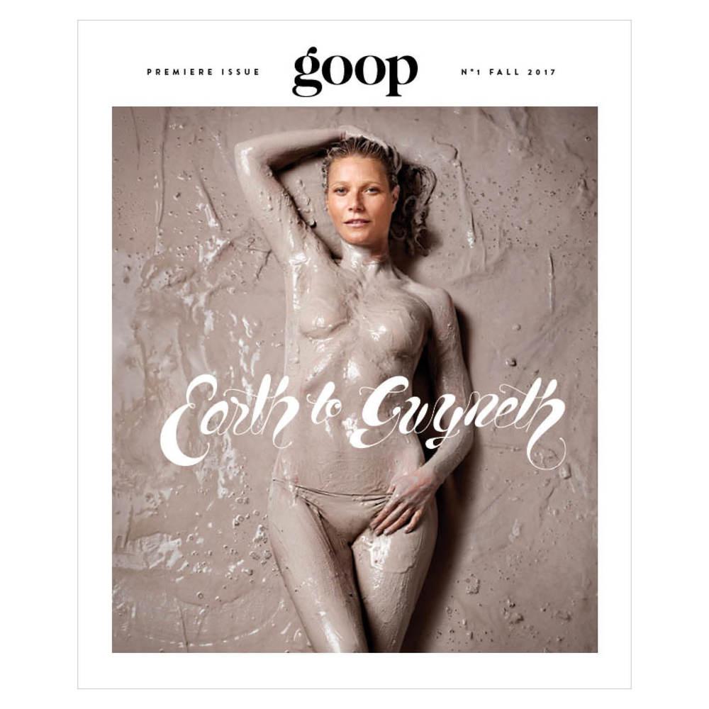 Gwyneth Paltrow Goop Magazine