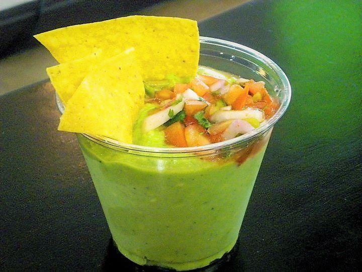 plancha tacos guacamole