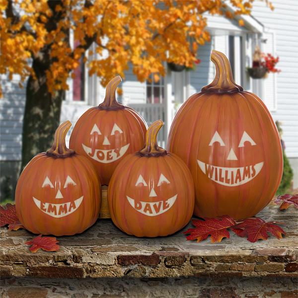 Halloween decorations 13 ways to personalize decor pumpkins jack-o-lanterns carved