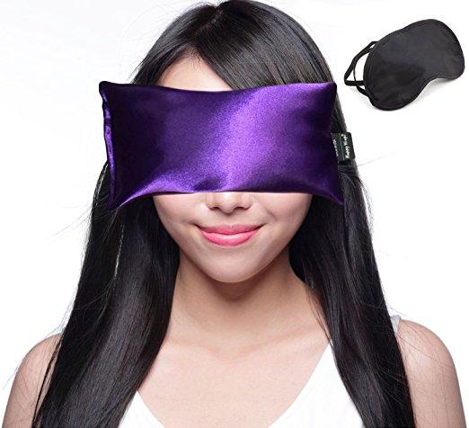 best eye mask sleep purple lavender eye pillow aromatherapy