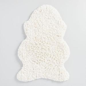 best bath mat sheepskin