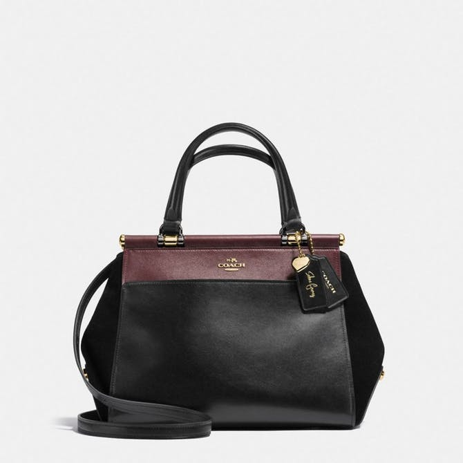 selena grace bag colorblock