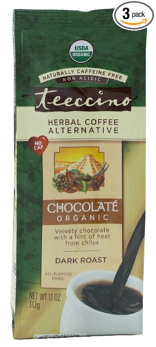 coffee replacement best alternatives chocolate tea teeccino
