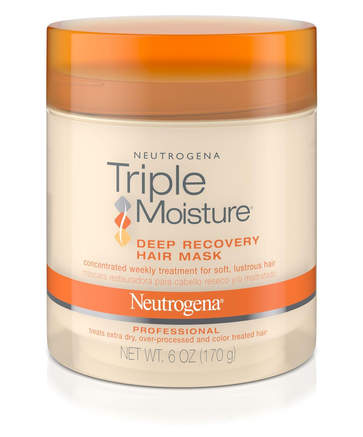 Triple Moisture Deep Recovery Hair Mask