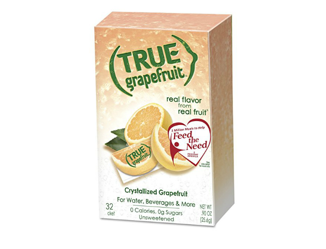 True Grapefruit Sachets