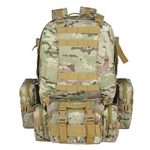 TTLIFE Large Tactical Backpack