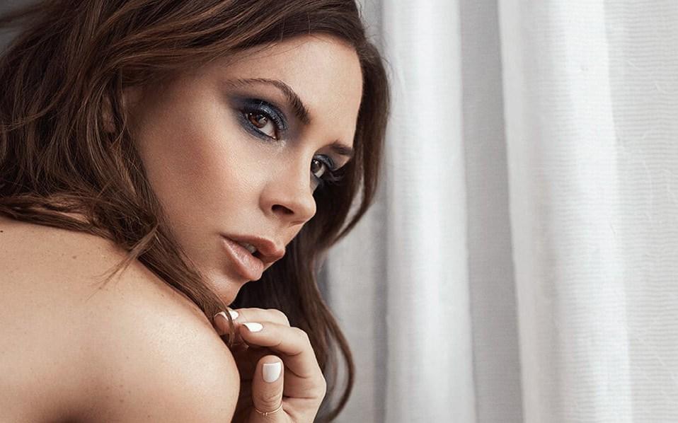 Victoria Beckham Estee Lauder beauty collection
