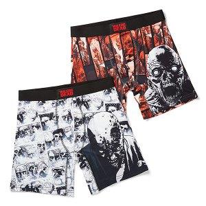 Walking Dead Boxers