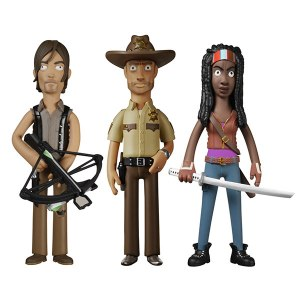 Walking Dead vinyl collectible dolls
