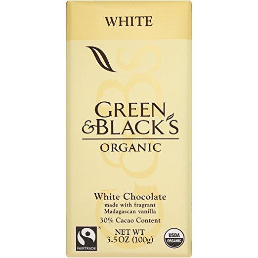National White Chocolate Day buy online organic bar