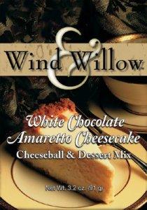 National White Chocolate Day buy online cheesecake cheeseball dessert mix amaretto