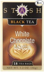 National White Chocolate Day buy online mocha tea stash