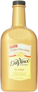 National White Chocolate Day buy online davinci dessert syrup