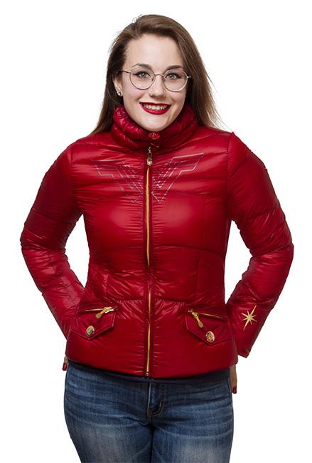 Wonder Woman Down Jacket