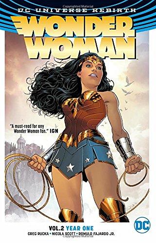 Wonder Woman Year 1