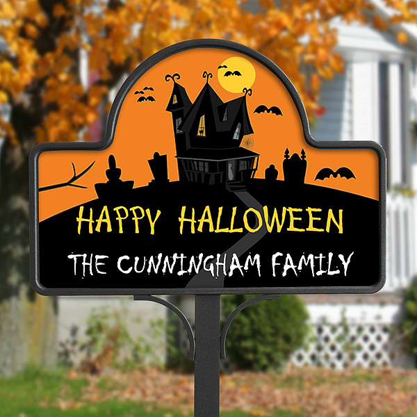Halloween decorations 13 ways to personalize decor yard stake magnet