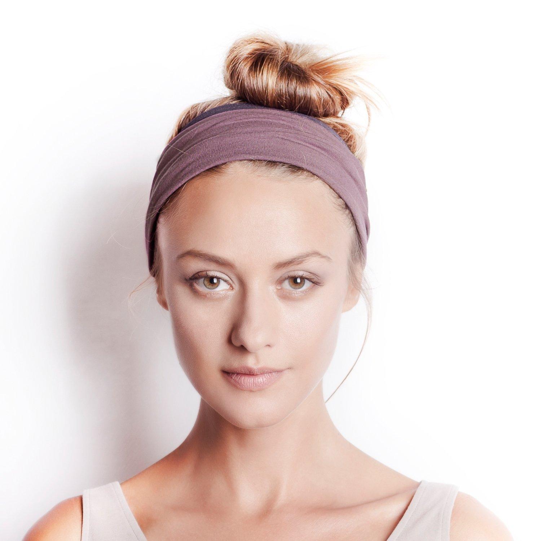 sweatbands best headbands wristbands for exercise running sweating womens yoga