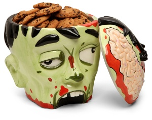 Zombie Cookie Jar