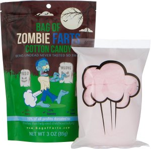 Zombie Farts Candy