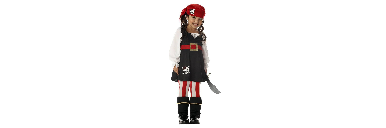 Target girl's pirate costume