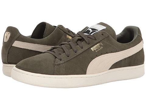 Puma Classic Suede shoes