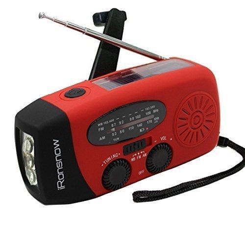 Emergency Prep radio