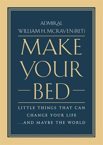 Make Your Bed Book Amazon