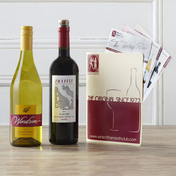 Wine of the month club membership