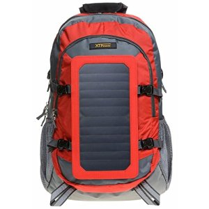 Hiking Backpack Solar charger