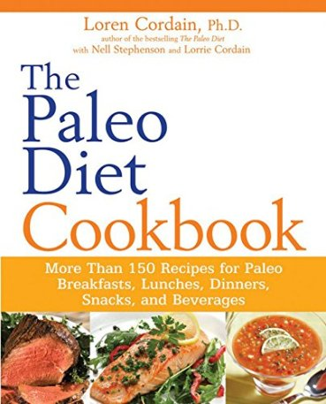The Paleo Diet cookbook amazon