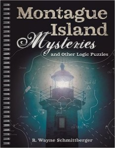 Puzzle Montague Island Mysteries