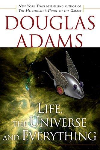 Douglas Adams sci fi