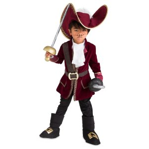 Costume Captain Hook