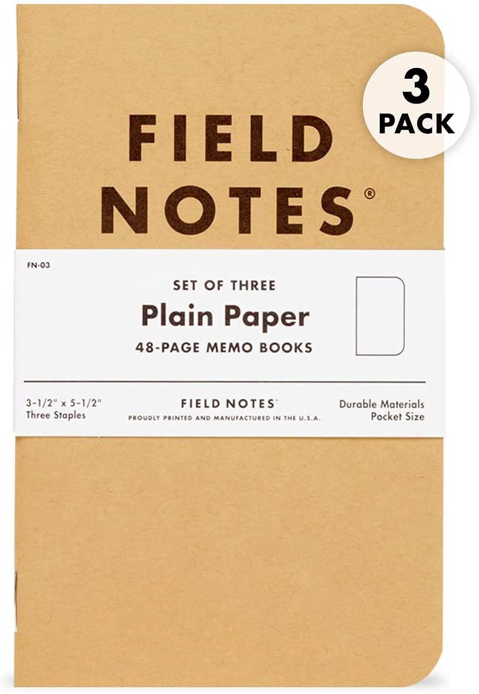 Field Notes: Original Kraft