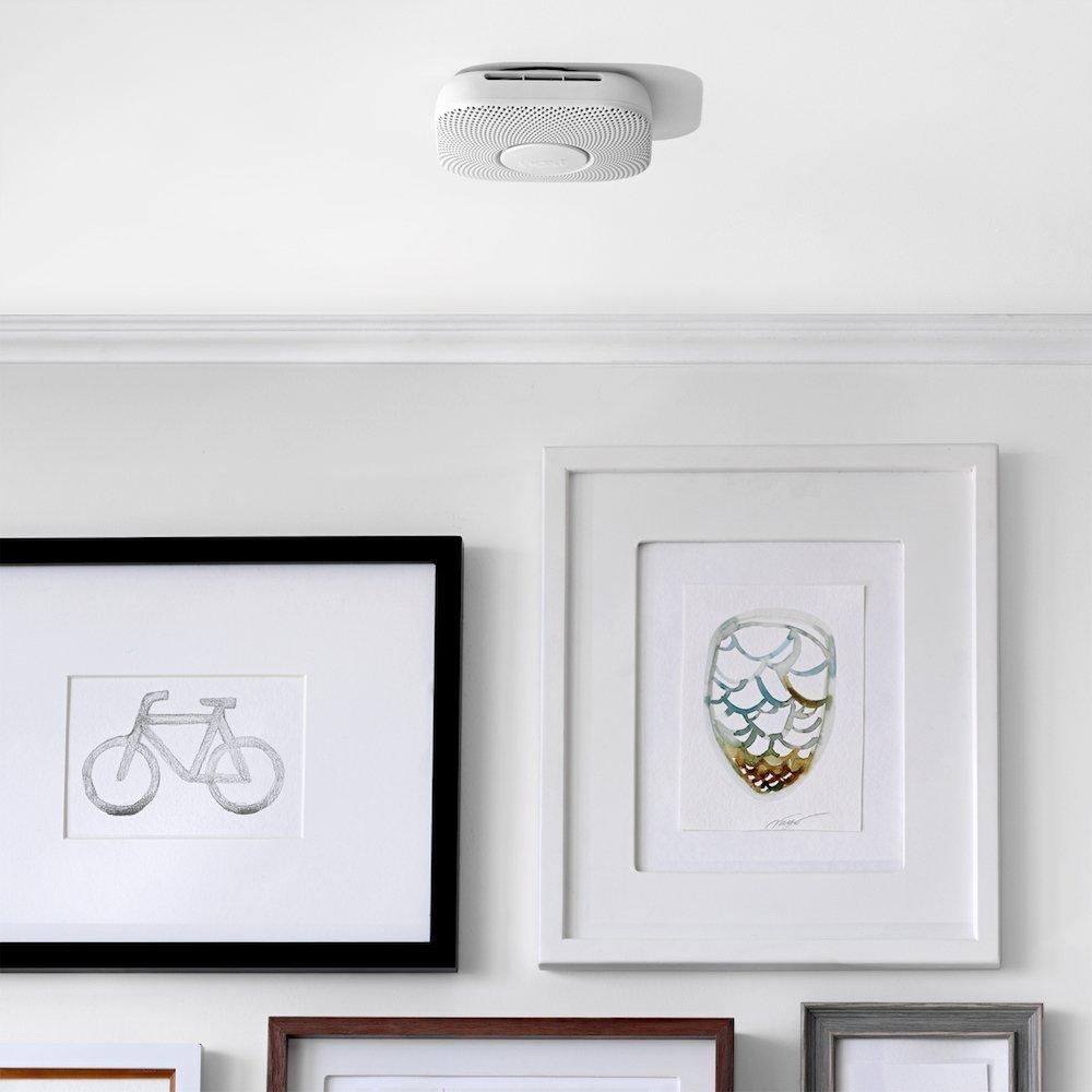 nest protect alarm