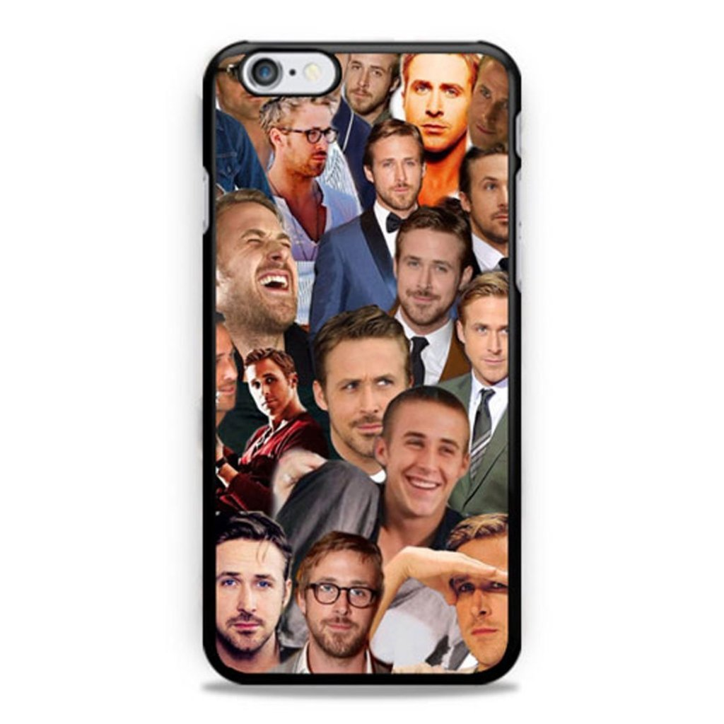ryan gosling cell phone case