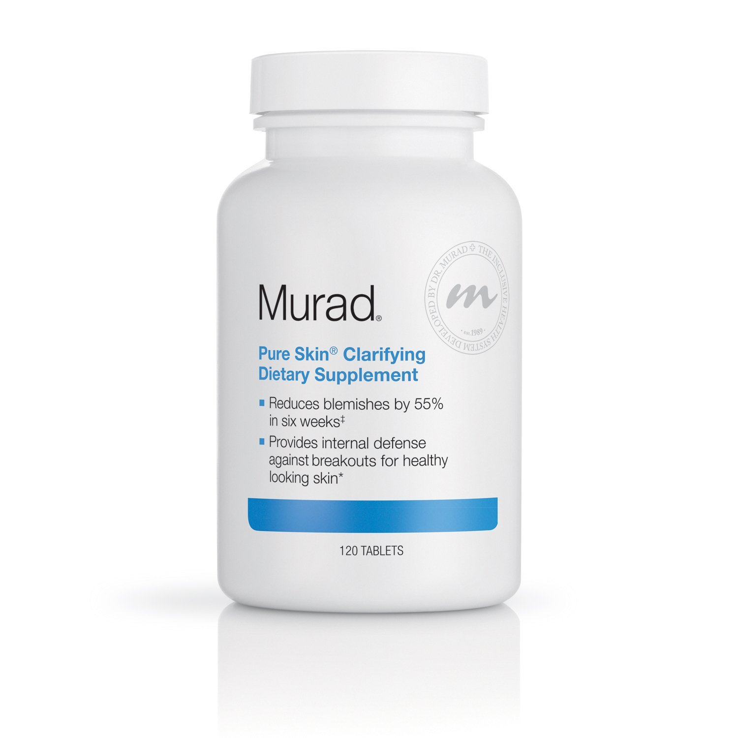 Murad skin clarifying supplements