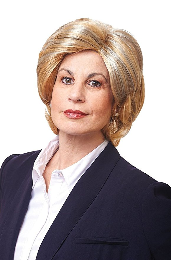 Hilary clinton custome wig amazon