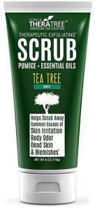 Tea Tree Scrub Oleavine