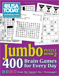 Puzzle USA Today Brain Games
