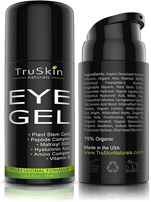 TruSkin Eye Gel amazon