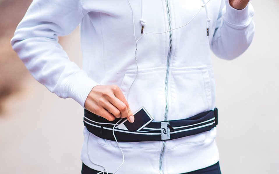 best running belt