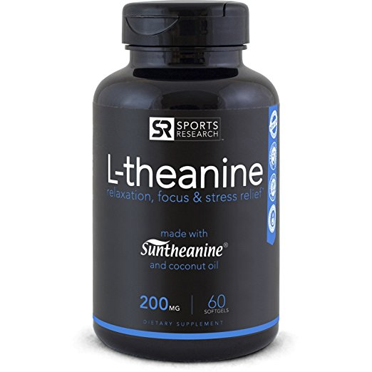 L-theanine anxiety treatment
